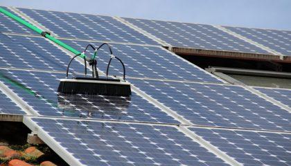 Solar- und Photovoltaik-Anlagen